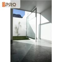 Buy cheap OEM Water - Proof Aluminum Pivot Doors For Hotel / Office / Villa product