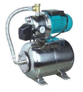 Buy cheap Self Priming JET AUTOJET-60L  0.5HP 0.37KW Iron Cost Pump Body For Garden AUTOJET-60L product