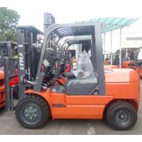 Buy cheap Pneumatic Tire Type Indoor Outdoor Forklift / Compact Lift Trucks 3000 Kg Load Capacity product