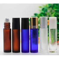Buy cheap Custom Cosmetic 5ml Roll On Perfume Bottles , Plastic Empty Rollerball Containers product