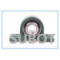 Buy cheap Low friction High Speed Pillow Block Bearing / Insert Bearing With Housing UB205 Long Life product