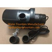 Buy cheap 280W - 680W Plastic Outdoor Pond Pump Submersible Type AC110 - 240V 50Hz 60Hz product