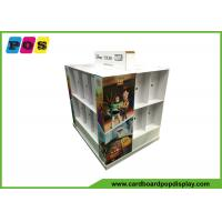 Buy cheap Four Sides Cardboard Promotional Pallet Display Stand for Toys PA045 from wholesalers