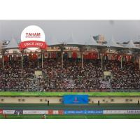 Buy cheap 60HZ Safe Stadium LED Display , 1R1G1B Outdoor Display Screens 6500 Nits product