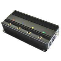 Buy cheap სიგნალი jammers 3G Indoor GPS / GSM Vehicle Use Or Car Signal Jammer TG-101A product