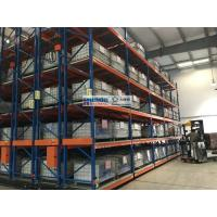 Buy cheap Industrial Electric Mobile Racking System With Motorized Chassis Heavy Duty product