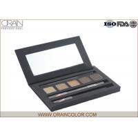 Quality Five Shades Pressed Eyeshadow Palette for Eye Makeup with Long Lasting effect for sale