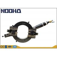 Buy cheap Portable Split Frame Pneumatic Pipe Cutting Beveling Machine Easy Operation product