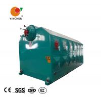 Buy cheap Double Drum Biomass Fired Steam Boiler Coal Burning Steam Output 4-20 T/H SZL Series product