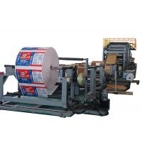 Buy cheap High Capacity Germany Type Valve Paper Bag Forming Machine No Leaking Powder product