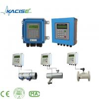 Buy cheap Clamp On Drinking Water / Distilled Water Flowmeter product