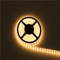 Quality Dimmable IP20 4.8w 12VDC Warm White Led Strip Lights 3528 Smd Led Strip for sale