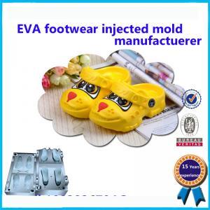 Buy cheap High Heel EVA Slipper Mould Comfortable Kids Plastic Shoe Molding product
