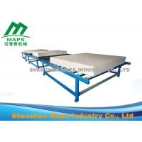 Quality Blue Color Automated Conveyor Systems Transfer Table TM01 High Efficiency for sale