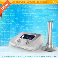 China Multifunctional Acoustic shock Wave Therapy Machine Equipment cellulite removal & physical therapy on sale