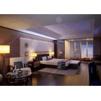 Buy cheap Eco -  Friendly Hotel Guest Room Furniture , High End Hotel Furniture Antique Style product