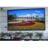 Buy cheap P4 Indoor Fixed LED Display 62500 dot/㎡ Density , Full Color Led Wall product