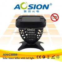 Buy cheap Solar Powered Mosquito Killer With UV Lamp product