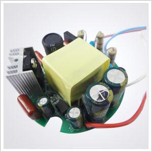 Buy cheap 18 Watt 50 / 60Hz LED Switching Open Frame Power Supply Board DC 12V to 52V product