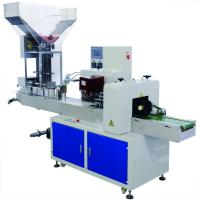 Buy cheap Flexible High Speed Drinking Straw Packing Machine Fully Automatic product
