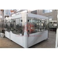 Buy cheap Standard 200 BPM Automatic Water Bottle Filling Machine For PET Bottle product