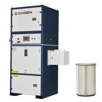 Buy cheap 5.5KW Low Noise Central Plasma Dust Collector With 4 Filters For Workshop CE ISO product