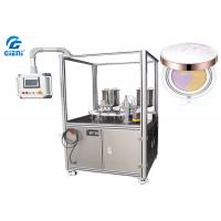 High Precision Cosmetic Filling And Packaging Machine With Glass Cover