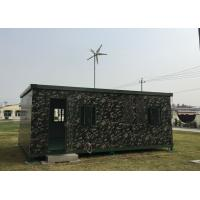 Buy cheap 4M Wind Turbine Install On the Container 400W Wind Generator Supply Power For the Movable House from wholesalers