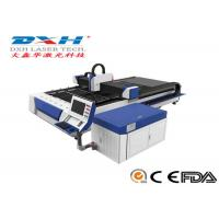 Buy cheap Computerized Metal Laser Cutting Machine / CNC Laser Cutter Engraver 380V/50HZ product