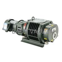 Buy cheap 160CFM 280m³/h 2 Poles Roots Vacuum Pump 50Hz 0.75KW Army Green BSJ70L product