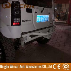 Buy cheap Original Size 4x4 Car Rear Bumper Pickup Bull Bar For SU Jimny OEM / ODM Service product