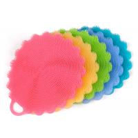 Buy cheap Multi Purpose Silicone Wash Brush, Silicone Dish Brush For Fruit Cleaner product