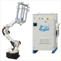 Buy cheap Hwashi High Quality Robotic Arm 6 Axis Pick Up Manipulator 10KG/50KG/165KG Transfer Robot Loading And Unloading Robot product