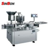 Buy cheap Liquid filling and capping machine capping machine for aluminum screw caps product