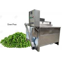 Buy cheap Electric Heating Green Peas Broad Beans Frying Machine Suppliers in China 100KG from wholesalers