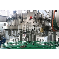 Buy cheap 6000 CPH Bottle Filling And Capping Machine product