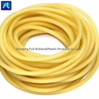 Buy cheap Corrosion Resistance Latex Rubber Tubing , High Performance Soft Medical Tubing product