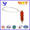 Quality Metal Oxide Transmission Line Lightning Arrestor Composite Polymer Housing for sale