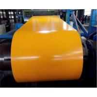 Buy cheap JIS DIN Standard Galvanised Painted Steel Coil Customized Color product