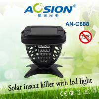 Buy cheap Manufacture Advanced Solar Powered Electronic Mosquito Trap product