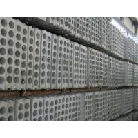 Buy cheap Fireproof MgO Prefab Hollow Core Concrete Panels / Prefabricated Interior Wall Panels product