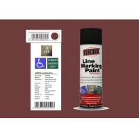 Buy cheap AEROPAK anti rust lacquer Line Marking Spray Paint for road with MSDS from wholesalers