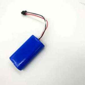Buy cheap UN38.3 Custom 7.4V 2000mAh Lithium Battery Manufacturers product