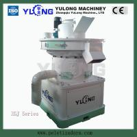 Buy cheap Vertical Ring-die Corn Stalk Pellet Machine With CE Certificate product