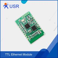 Buy cheap [USR-TCP232-S2]  TTL to TCP/IP Ethernet module with DHCP/Web page SMD type product