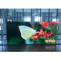 Buy cheap Indoor Full Color Rental LED Display , LED Curved Screen with Good Performance product