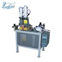 Buy cheap Hwashi Iron Wire Butt Welding Machine Round Iron Ring Copper - Aluminum 25mm Stroke product