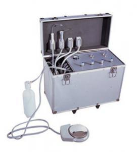 Buy cheap YS Dental Portable Turbine Unit Suction Work Air Compressor 3Way Syringe CE FDA product