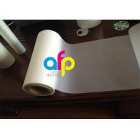 Buy cheap Thermal Matt Lamination Roll , Printing Media Laminate Mylar Film Roll product