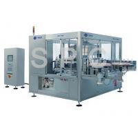 China Rotary Automatic Bottle Labeling Machine High Accurate For PET Bottle on sale